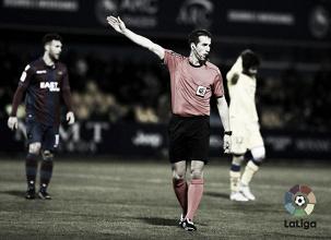 Pérez Pallas administrará justicia en el Nástic - Real Zaragoza