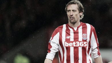 Peter Crouch set for Stoke City Exit