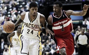 NBA - John Wall pronto a tutto per reclutare Paul George