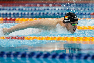 Nuoto - Trials tedeschi, Heintz vola nei misti