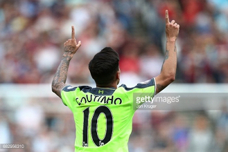 Dejan Lovren insists 'amazing' Coutinho was the difference in Liverpool's 4-0 victory over West Ham