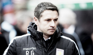 Aston Villa part company with Remi Garde