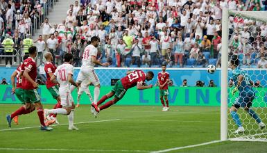 L'Iran surprend le Maroc dans les dernières secondes  !