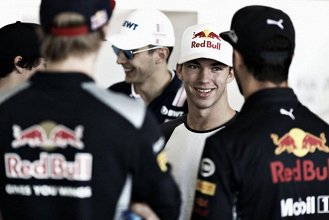 """Pierre Gasly sobre la F1: """"Siempre ha sido mi objetivo"""""""