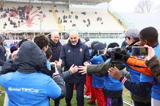 """Pioli tra presente e futuro: """"Vedo Chiesa in questa rosa, con l'Udinese ci giochiamo l'Europa"""""""