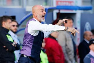 Fiorentina, Pioli e Thereau in vista della trasferta dell'Olimpico