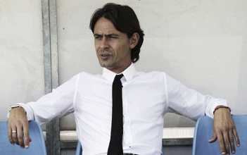 Inzaghi succède officiellement à Seedorf sur le banc du Milan