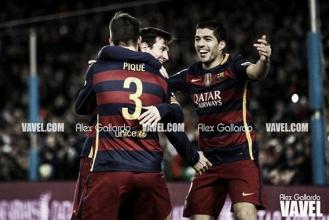 Piqué y Suárez, dudas para el domingo