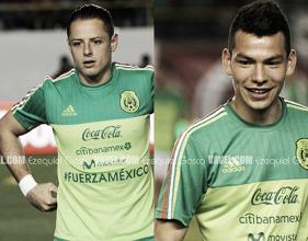 Hernández y Lozano bajas para el cierre de la eliminatoria