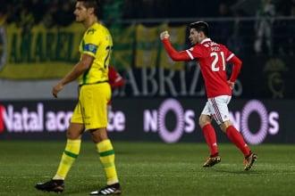 Crónica: Tondela x Benfica