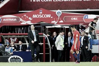 """Juan Antonio Pizzi: """"Tenemos que estar contentos, ahora a pensar en Portugal"""""""