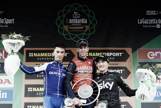 Giro di Lombardia 2017, le parole dei protagonisti