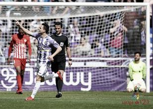 El Valladolid también sabe remontar