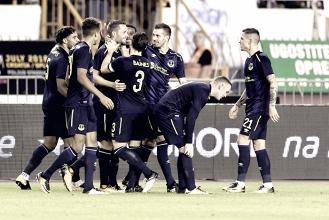Europa League - Everton, Bilbao e Marsiglia passano. Rosenborg pirotecnico sull'Ajax. Fuori FH, Osijek e Krasnodar