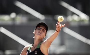 Pliskova avanza con dudas en Madrid