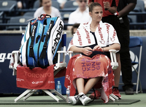 "Karolina Pliskova reflects on ""tough"" first tournament as world number one"