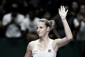 Karolina Pliskova pleased with her performance in her win over Venus Williams