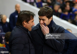 Mauricio Pochettino hits back at 'disrespectful' Conte regarding Tottenham comments