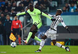 Yaya Touré: I love Man United's Paul Pogba and want to play with him
