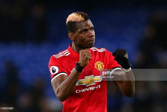 That was a vintage Juventus-esque Paul Pogba performance, says Henry
