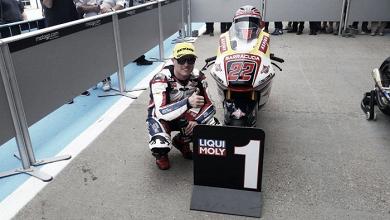 Sam Lowes suma en Jerez su segunda 'pole position' del año