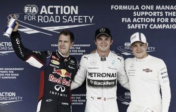 Rosberg au bout du suspense