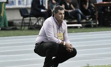 """Jorge Da Silva: """"Perdimos muy bien, porque jugamos muy mal"""""""