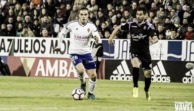 Pombo, el mejor frente al Valladolid según la afición
