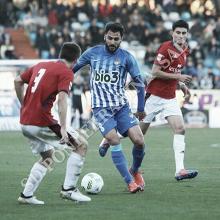 La Deportiva se estrella con el Osasuna B y se aleja todavía más del playoff