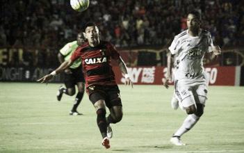 Resultado Sport x Ponte Preta pelo Campeonato Brasileiro 2017 (0-0)