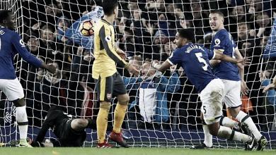 Everton vs Arsenal en vivo y en directo online en la Premier League 2017