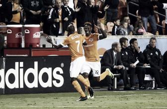 Houston Dynamo impresiona en su estreno