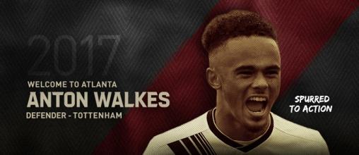 Atlanta United adquiere a Anton Walkes