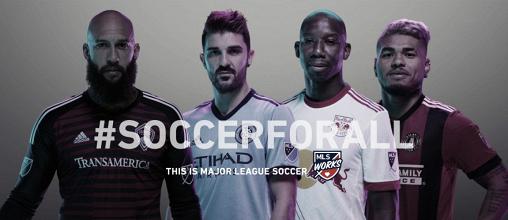 'Soccer For All', una iniciativa de MLS WORKS