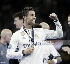 Cristiano Ronaldo, de Madrid al cielo