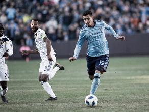 """Jesús Medina: """"Estoy aprendiendo mucho en la MLS"""""""