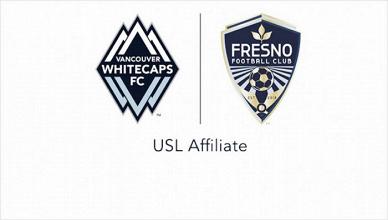 Vancouver Whitecaps se afilia con Fresno FC
