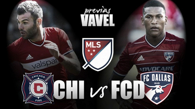 Previa Chicago Fire – FC Dallas: a por la Brimstone Cup
