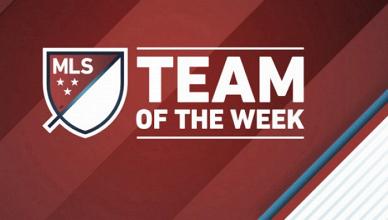 Once de la MLS Semana 26. Jugadores de récord