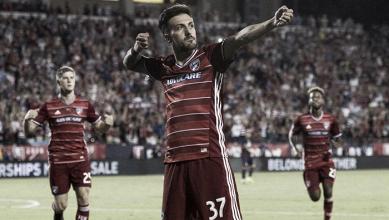 """Maxi Urruti: """"Trataremos de lograr la MLS Cup este año"""""""