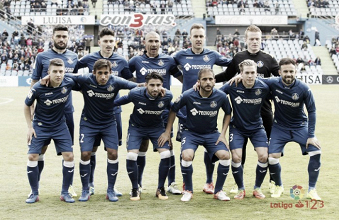 Getafe CF - CD Lugo: puntuaciones del Getafe, jornada 31 de LaLiga 1|2|3