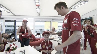 Lo ocurrido con Ferrari no habría tenido lugar el año pasado, según Carey