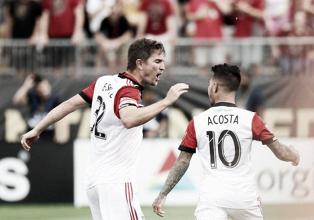 DC United conquista Atlanta