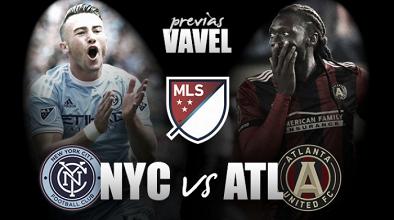 Previa New York City FC – Atlanta United FC: protagonismo en el banco