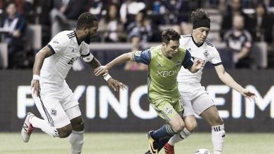 Seattle y Vancouver no quieren definir la eliminatoria