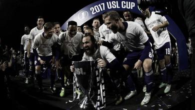 Louisville City se lleva la USL Cup