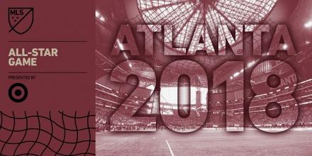 Atlanta acogerá el MLS All-Star 2018