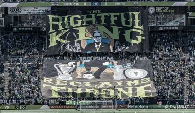 Seattle Sounders mantiene su fortín