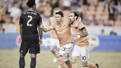 Houston Dynamo consigue algo más que tres puntos