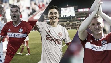 Nominados para el Fichaje de la MLS 2017